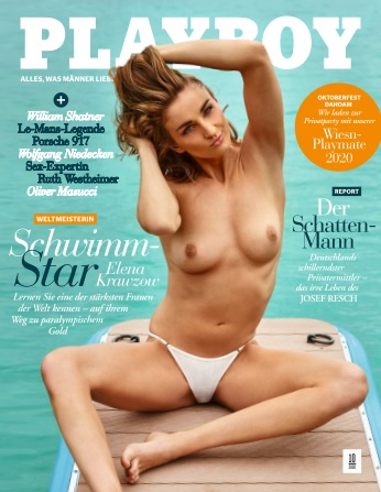 Playboy Germany - Oktober 2020