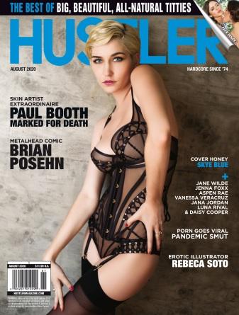 Hustler USA - August 2020