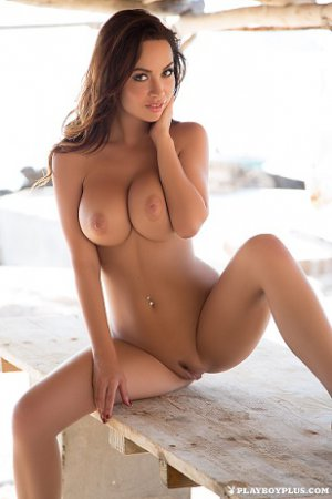 Playboy Present - Adrienn Levai - Joel London Photoshoot
