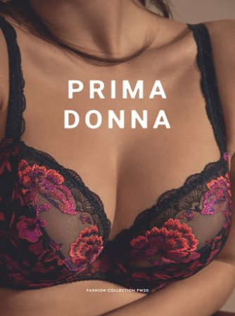 PrimaDonna - Lingerie Autumn Winter Collection Catalog 2020