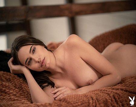 Playboy Present - Katrine Pirs - David Merenyi Photoshoot 2020