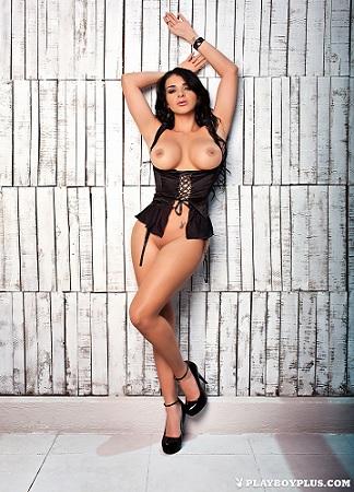 Playboy Present - Aleira Avendano - Victor Ayala Photoshoot