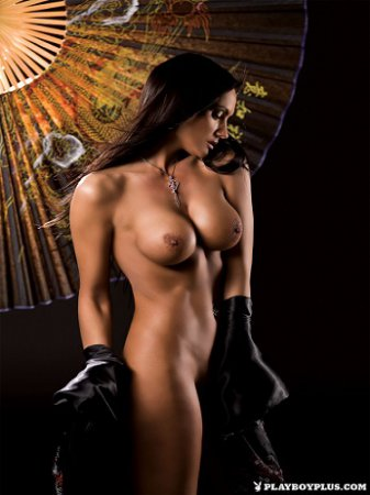 Playboy Present - Egle Jurcaite Fischer - Monika Pozerskyto Photoshoot