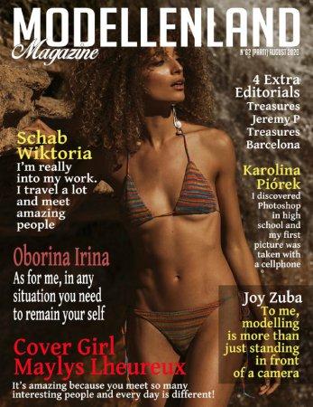 Modellenland Magazine - August 2020 (Part 1)