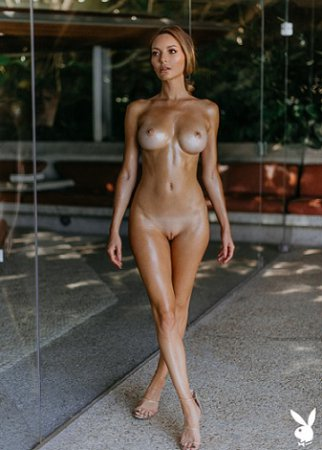 Playboy Present - Jocelyn Binder - Tina Louise Photoshoot 2020