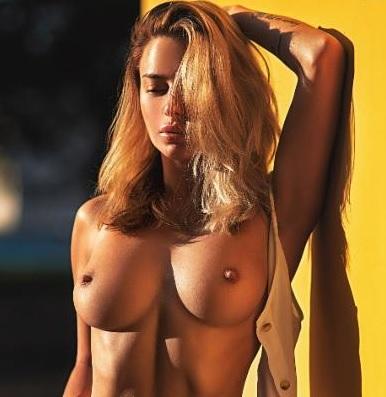 Sandra Wellness - Alexander Margolin Photoshoot