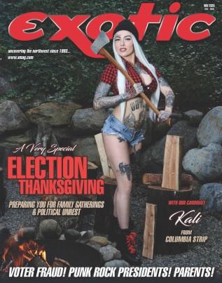 Exotic - November 2020