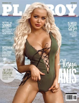 Playboy Australia - November 2020