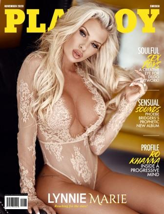 Playboy Sweden - November 2020