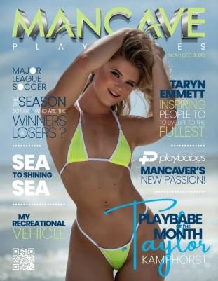 Mancave Playbabes - November/December 2020
