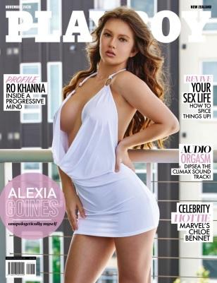 Playboy New Zealand - November 2020