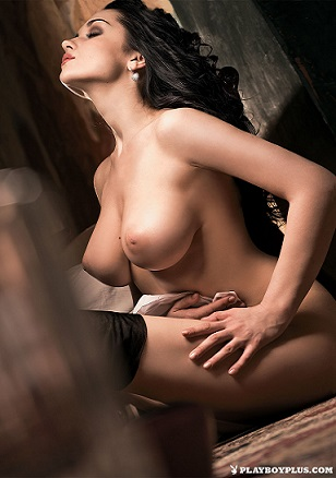 Playboy Present - Eugenia Diordiychuk - Alexander Morderer Shoot