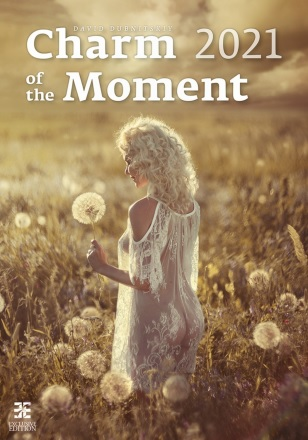 Charm of the Moment - Erotic Calendar 2021