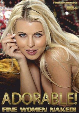Adorable Fine Women Naked Adult Photomagazine - November 2020