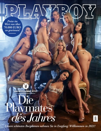 Playboy Germany - Januar 2021