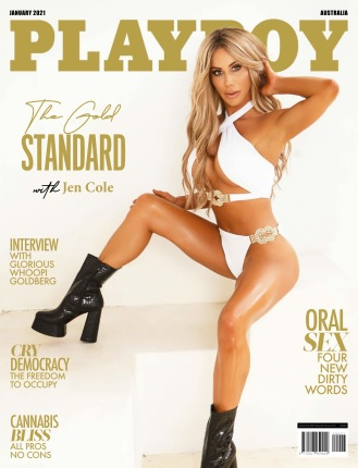 Playboy Australia - January 2021