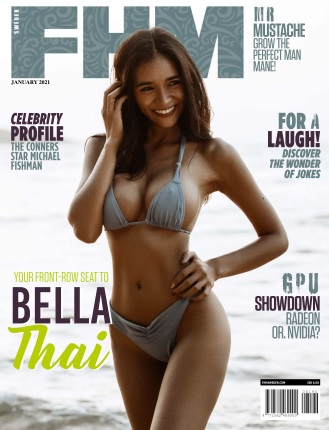 FHM Sweden - January 2021