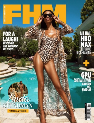 FHM USA - January 2021