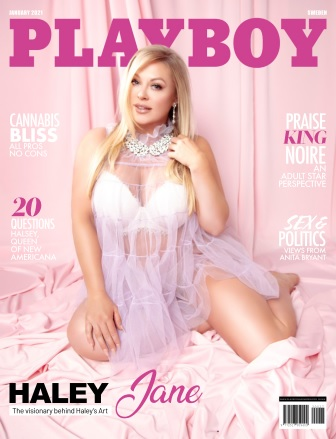 Playboy Sweden - January 2021