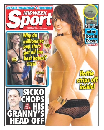Midweek Sport - 13 January 2021