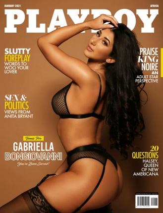 Playboy Africa - January 2021
