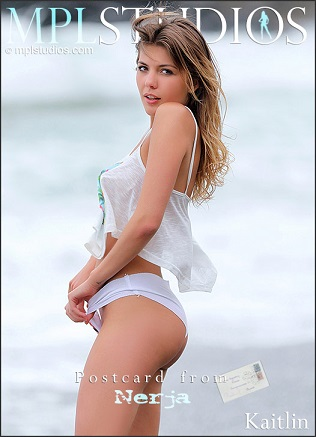 MPLStudios - Kaitlin - Postcard from Nerja - 2021 by Thierry