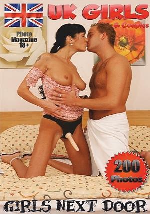 Sex Amateurs UK Adult Photo Magazine - Volume 49 2021