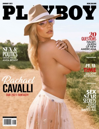 Playboy New Zealand - January 2021