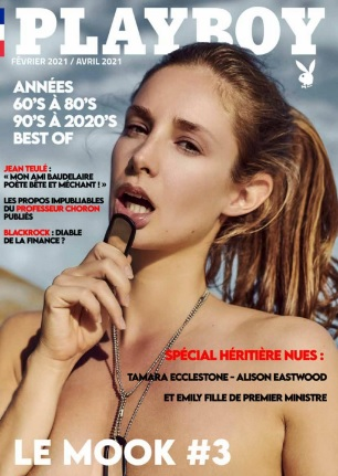 Playboy France - Fevrier/Avril 2021