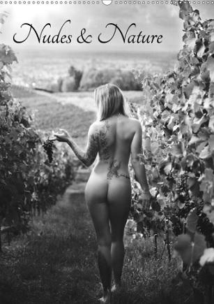 Nudes and Nature - Erotic Calendar 2021