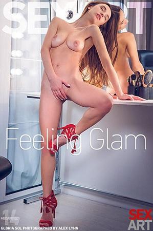 SexArt - Gloria Sol - Feeling Glam - 2021 by Alex Lynn