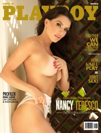 Playboy Australia - February 2021