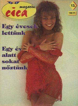 Cica Magazin - Issue 13
