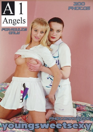 A1 Angels Sexy Girls Adult Photo Magazine - Volume 43 2021