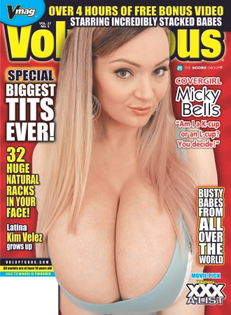 Voluptuous - Volume 27 No.5 2020