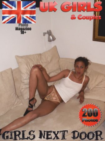Sex Amateurs UK Adult Photo Magazine - Volume 51 2021