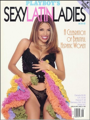 Playboy's Sexy Latin Ladies - May 1997