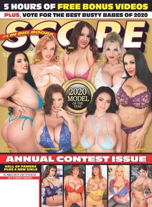 SCORE - Volume 29 No.6 2020