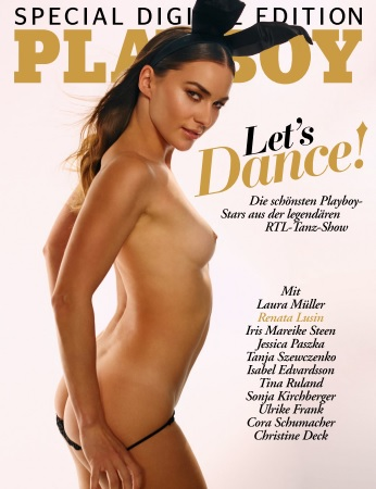 Playboy Germany Special Digital Edition - Let's Dance - 2021