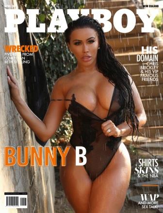 Playboy New Zealand - April 2021