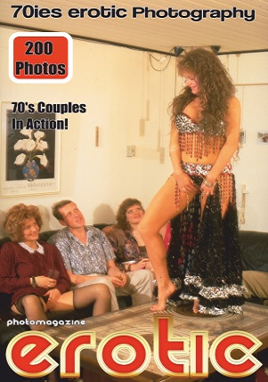Erotics From The 70s Adult Photo Magazine - Volume 42 2021