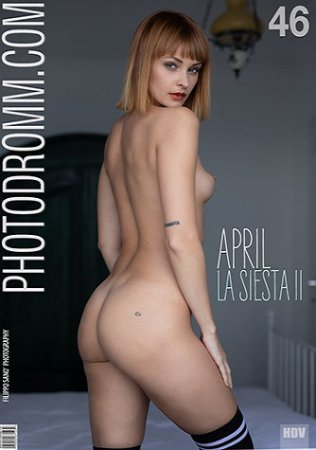 PhotoDromm - April  - La Siesta 2 - 2021