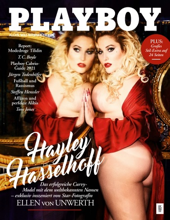 Playboy Germany - Mai 2021