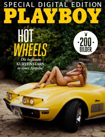 Playboy Germany Special Digital Edition - Hot Wheels 2021