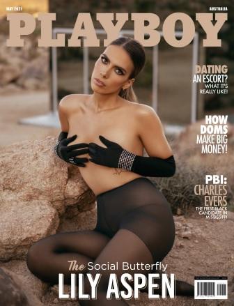 Playboy Australia - May 2021